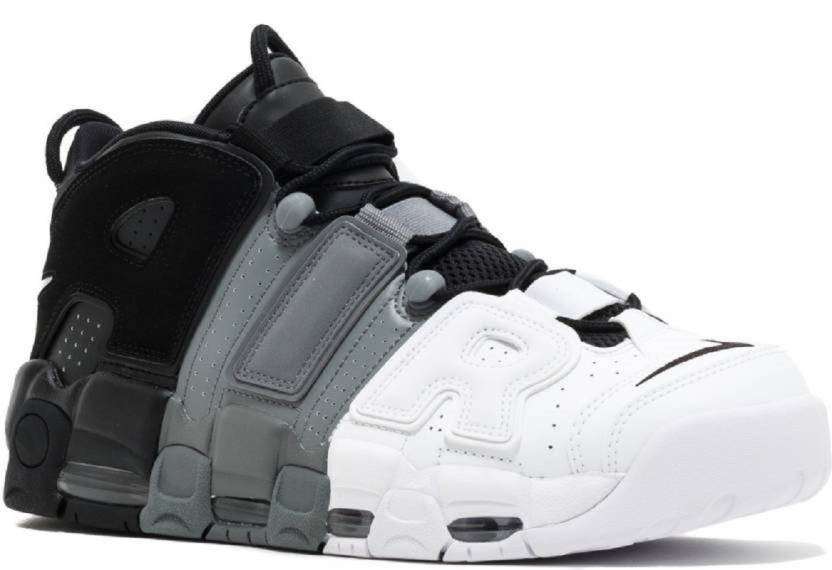 9832317f74914 Air Sports Uptempo Tri Color Basketball Shoes For Men - Buy Air ...