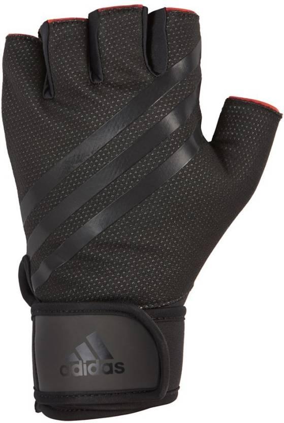 ADIDAS Elite training men gloves black M Gym & Fitness