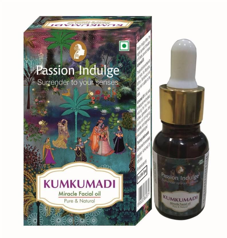 Passion Indulge Kumkumadi Pure & Natural Miracle Facial Oil