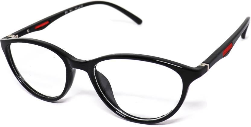 ffc12b7d63d Justkartit Full Rim Cat-eyed Frame Price in India - Buy Justkartit ...