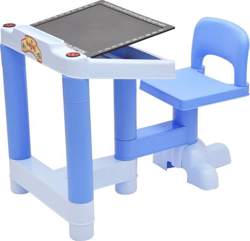 Bajaj Baby Product Study Table Chair Set For Kids 100% Best Baby Choice  Recommended For ...