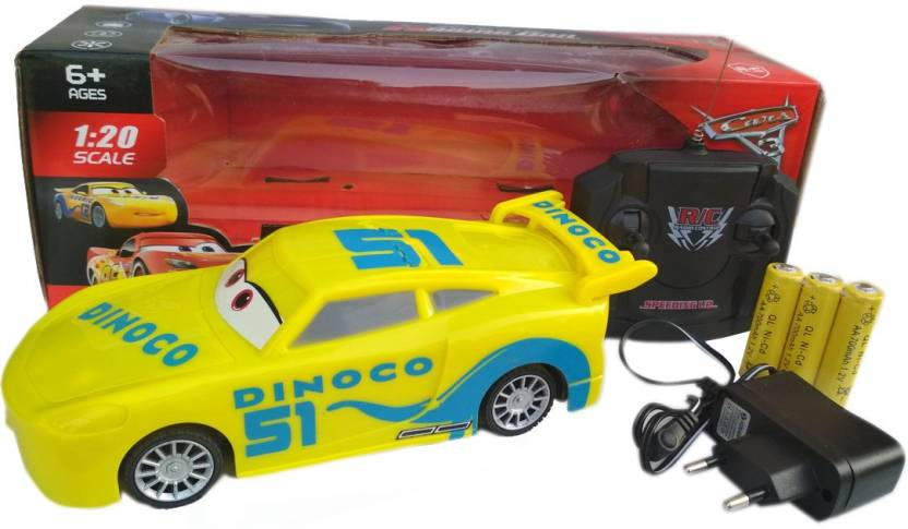 Indusbay Remote Control Rc Rechargeable Sports Car Beautiful