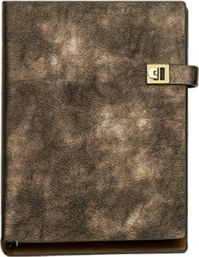 b867e5cfe Viva Global B5 Notebook (Viva jazz Ring binder Notebook B5, Brown, Grey)