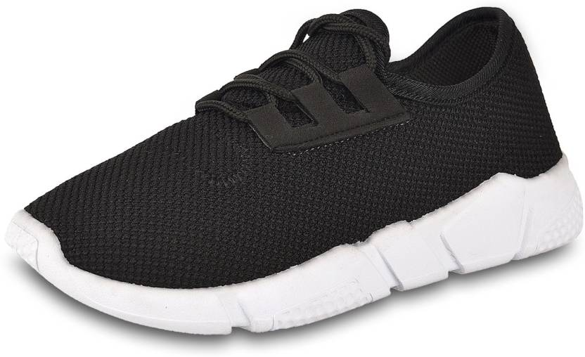 DRUNKEN Women s Sports Mesh Black Running Shoes 7feac3f0a4