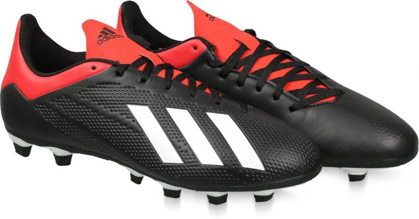 huge discount 8b549 6367e ADIDAS X 18.4 FG Football Shoes For Men (Black)