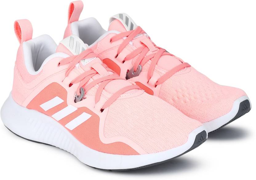 buy popular f7434 0fcb3 ADIDAS EDGEBOUNCE W Running Shoes For Women (Orange)