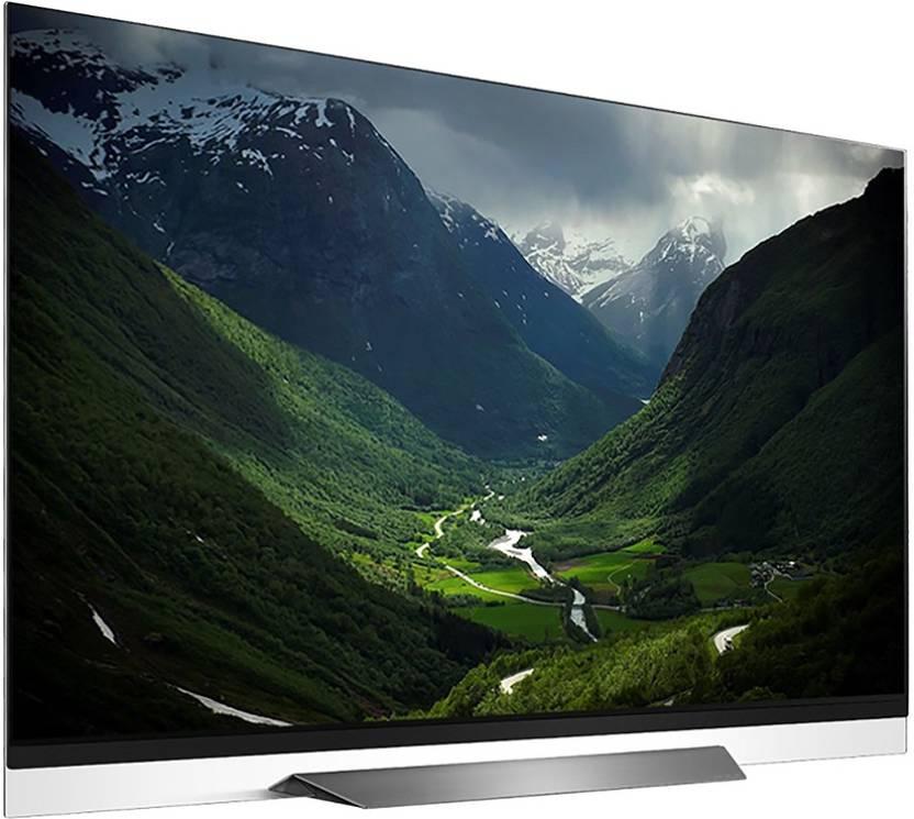 LG 164cm (65 inch) Ultra HD (4K) OLED Smart TV(OLED65E8PTA)