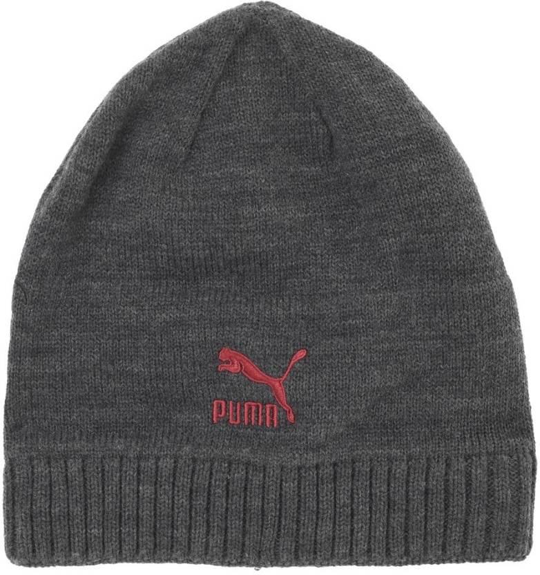Puma Solid woolen cap Cap - Buy Puma Solid woolen cap Cap Online at Best  Prices in India  019b41b747b