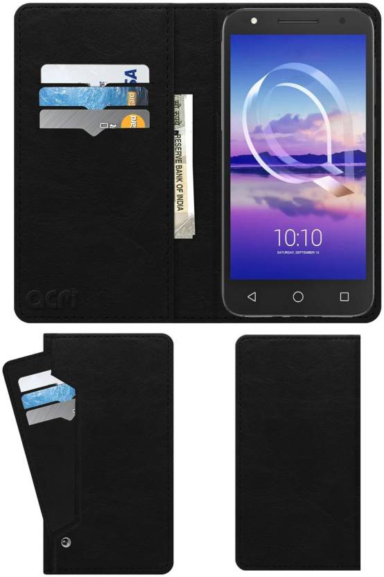 release date: 63cb4 5ca4c ACM Flip Cover for Alcatel U5 Hd - ACM : Flipkart.com
