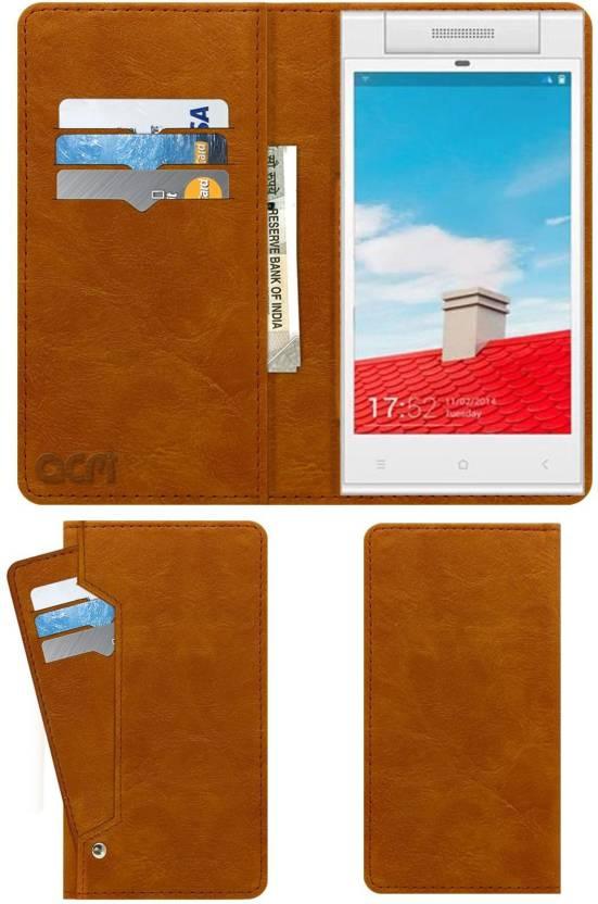 huge selection of 2ec1e 13754 ACM Flip Cover for Gionee Elife E7 Mini - ACM : Flipkart.com