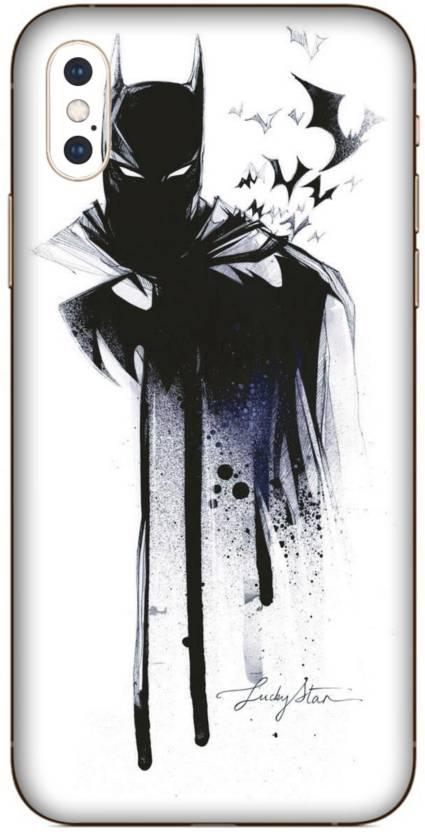 Crystal Coat Edition batman n Skin for Back Only Apple
