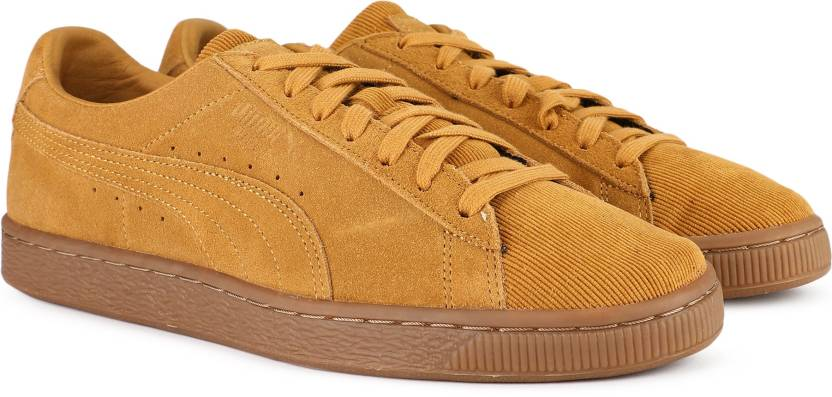 Puma Suede Classic Pincord Sneakers For Men - Buy Puma Suede Classic ... 280a96768
