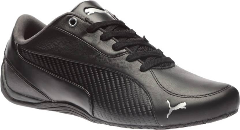 Puma Drift Cat 5 Carbon Sneakers For Women - Buy Puma Black Color ... 060bc19dd