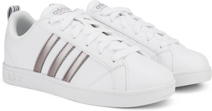 info for 8e75b 009c8 ADIDAS VS ADVANTAGE tennis Shoes For Women (White)