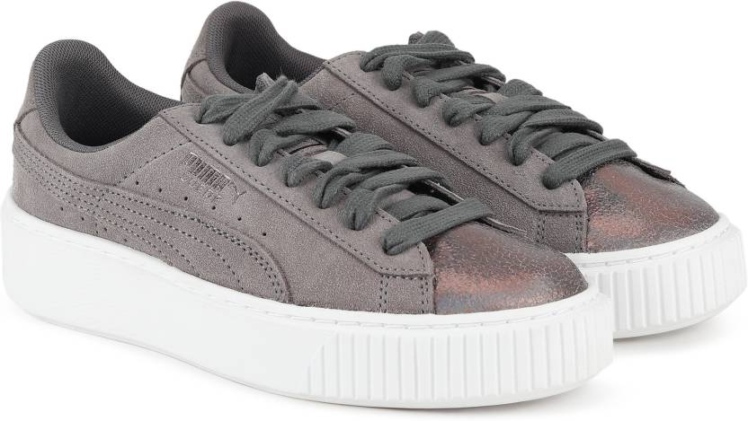 2c395e174336 Puma Suede Platform LunaLux Wn s Sneakers For Women - Buy Smoked ...