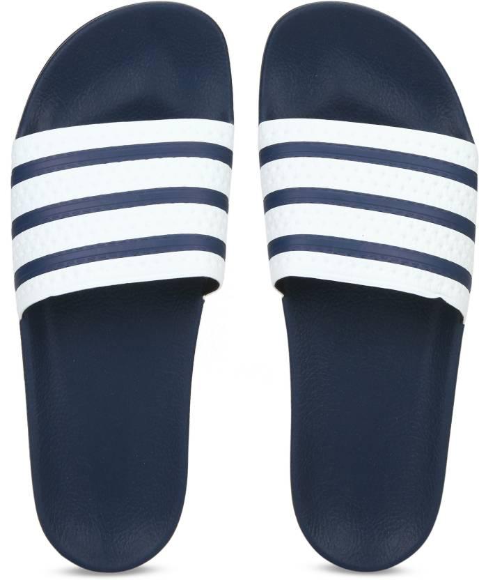 e40f352f1 ADIDAS ORIGINALS Slides - Buy ADIDAS ORIGINALS Slides Online at Best Price  - Shop Online for Footwears in India