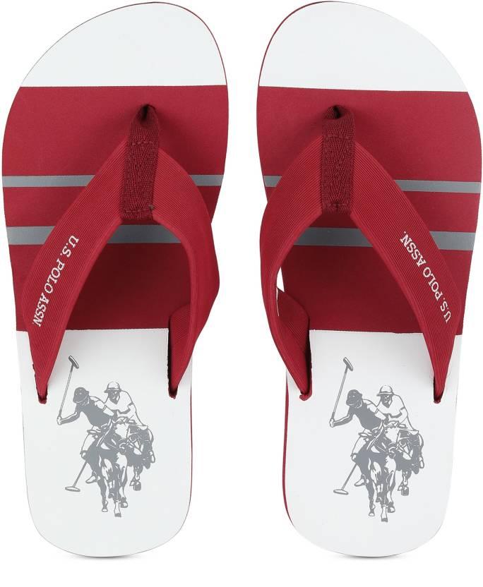 e6e78d416bf58d U.S. Polo Assn Flip Flops - Buy U.S. Polo Assn Flip Flops Online at Best  Price - Shop Online for Footwears in India