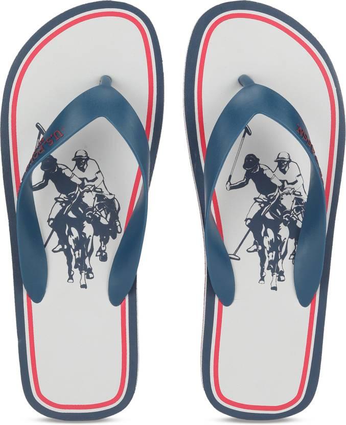 10555199eb0787 U.S. Polo Assn Flip Flops - Buy U.S. Polo Assn Flip Flops Online at Best  Price - Shop Online for Footwears in India