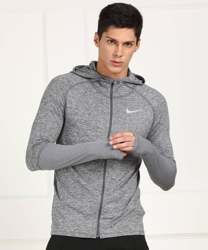 Nike Full Sleeve Self Design Men Sweatshirt - Buy Nike Full Sleeve Self  Design Men Sweatshirt Online at Best Prices in India  ce9447e9b0