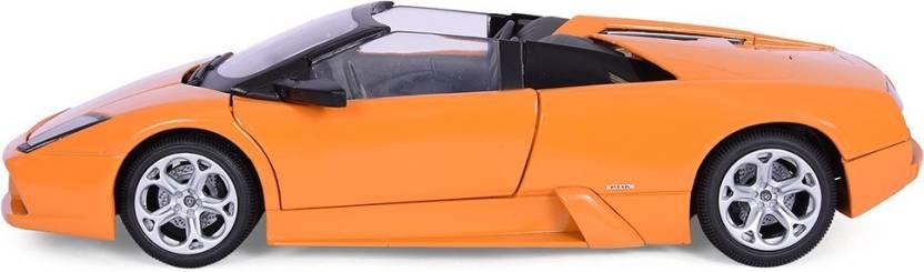 Motormax 1 18 Lamborghini Murcielago Roadster Diecast Car Mounted On