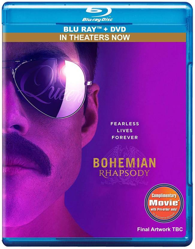when is bohemian rhapsody coming out on dvd