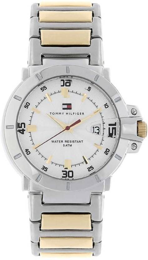 fbb834e8de Tommy Hilfiger nath1790514 Watch - For Men - Buy Tommy Hilfiger nath1790514  Watch - For Men nath1790514 Online at Best Prices in India