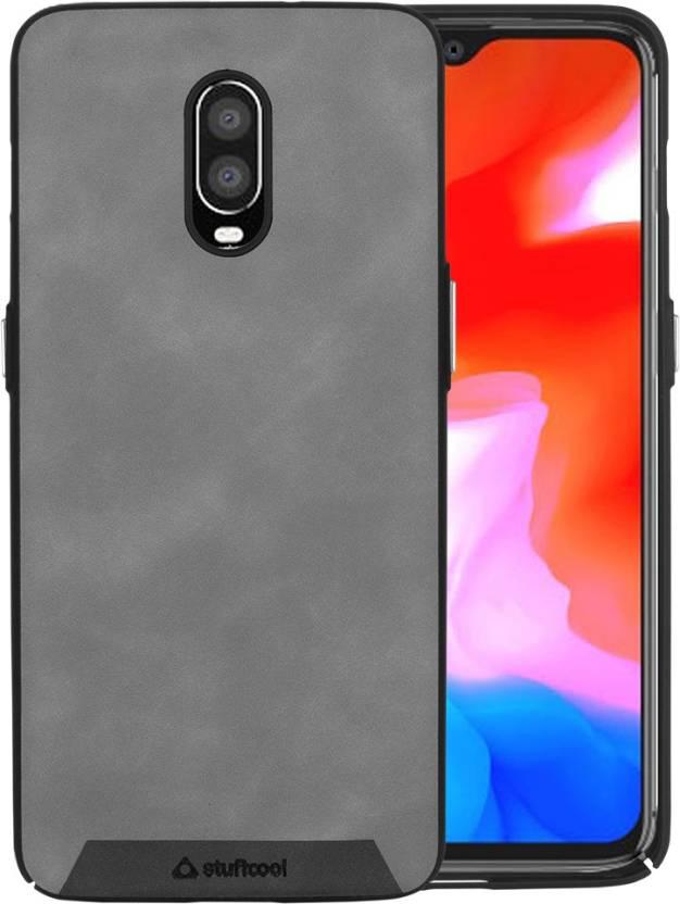 the latest 0fd1c 36902 Stuffcool Back Cover for OnePlus 6T - Stuffcool : Flipkart.com