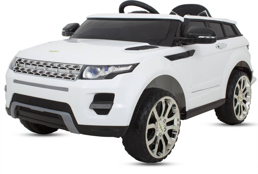 Baybee Range Rover Battery Operated Kids Car With Music Headlights
