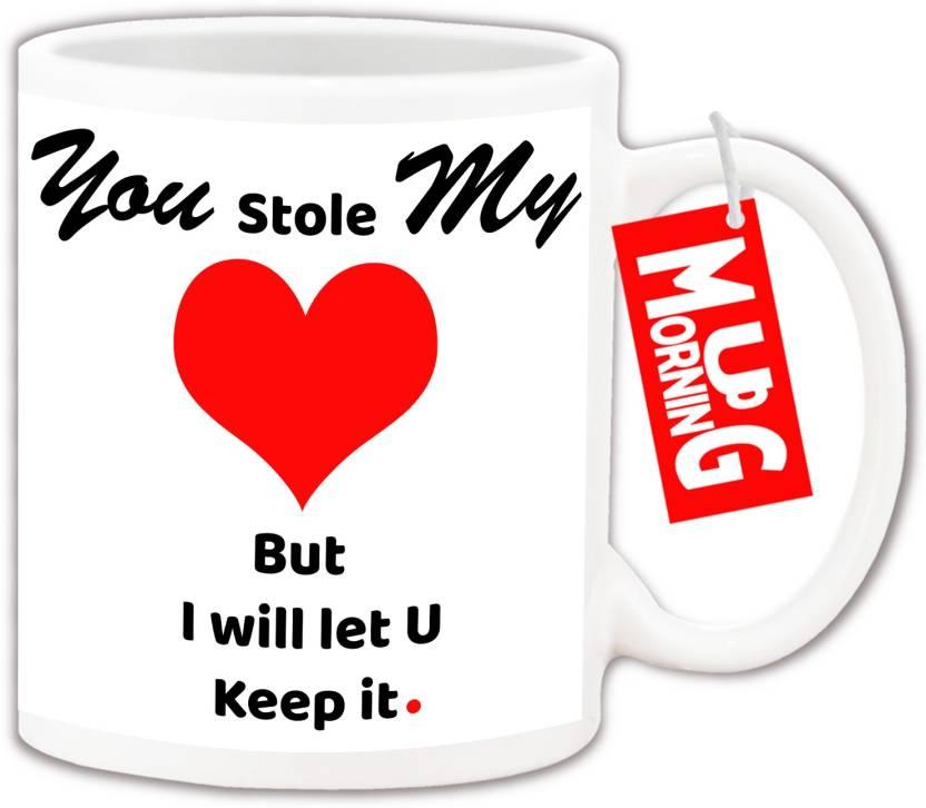 Mug Morning Coffee For Boyfriend Coffee For Girlfriend Coffee