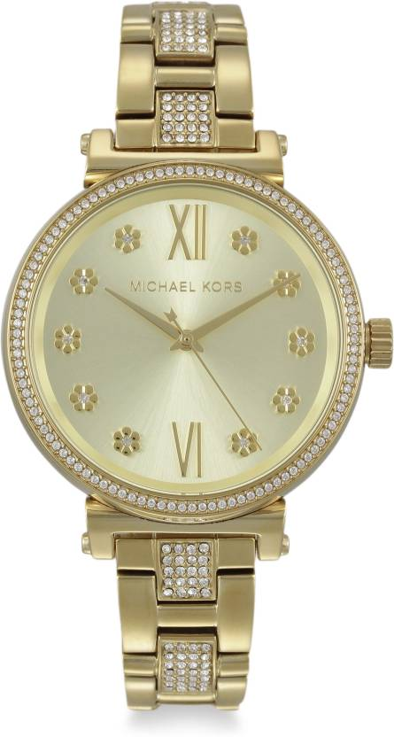 0f597048ce48 Michael Kors MK3881 SOFIE Watch - For Women - Buy Michael Kors MK3881 SOFIE  Watch - For Women MK3881 Online at Best Prices in India