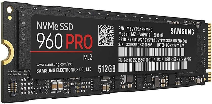 Samsung 960 pro 512 GB Desktop, All in One PC's, Desktop