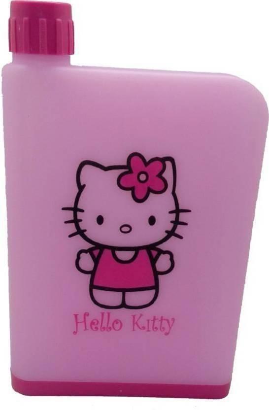 Shopkooky Hello Kitty Notebook Shape Water Bottle (380ml)   Return Gift    Birthday Gift 380 ml 380 ml Water Bottle (Set of 1, Pink) 23a98e9858