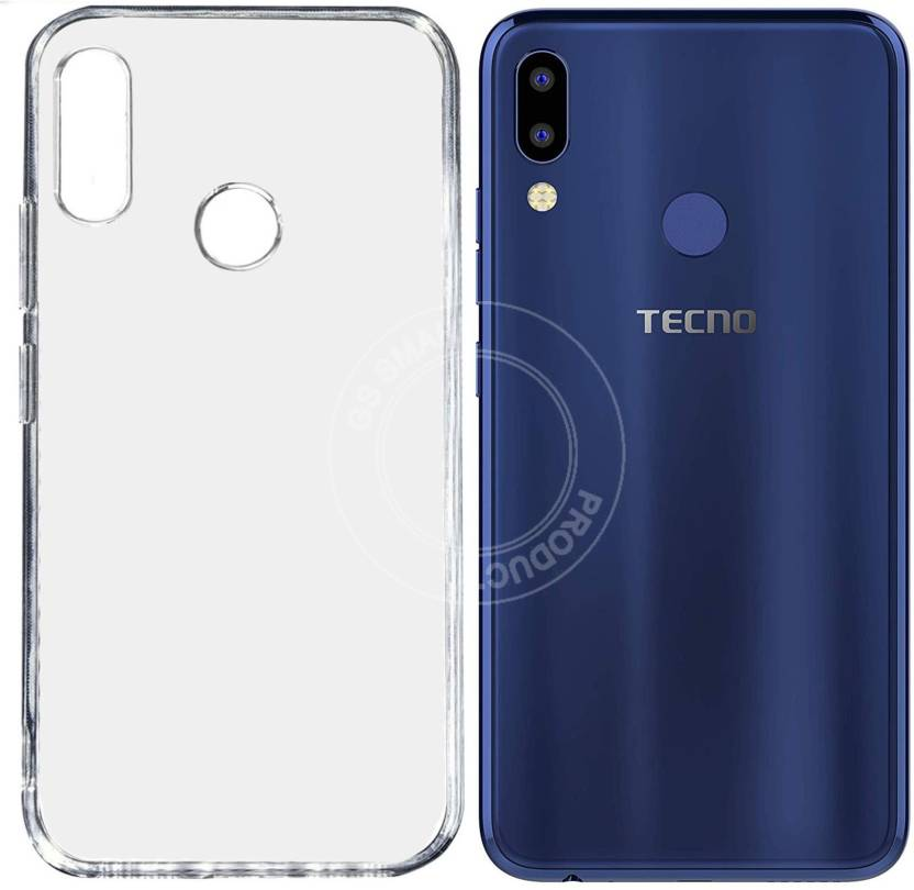 huge discount bd18e 7bcc8 GS SMART Back Cover for Tecno Camon i2x {Flexible} - GS SMART ...