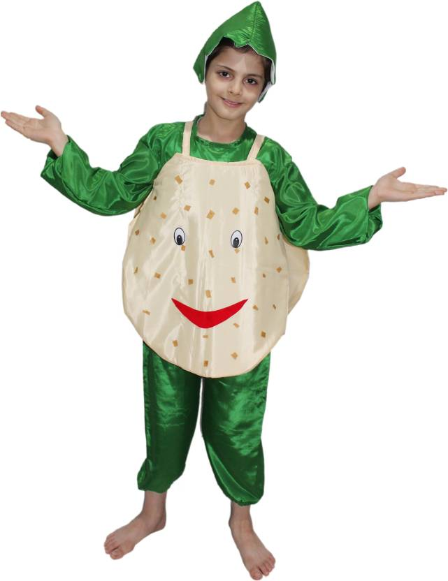Original Costumes For Kids.Kaku Fancy Dresses Smily Potato Costume For Kids Kids