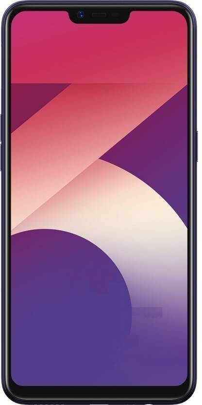 OPPO A3s (Purple, 32 GB)(3 GB RAM)