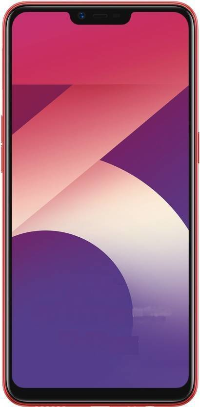 OPPO A3s (Red, 32 GB)(3 GB RAM)