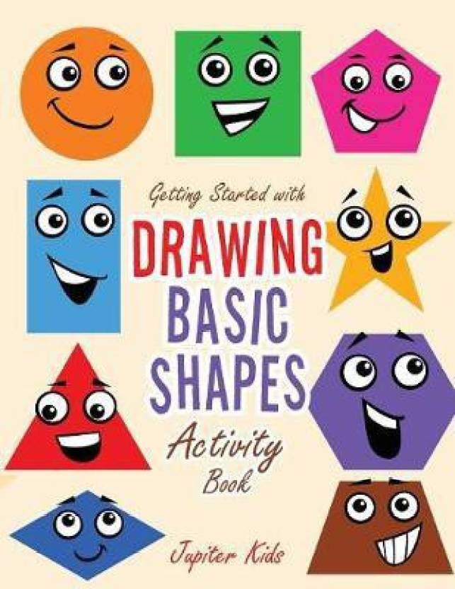 Getting Started with Drawing Basic Shapes Activity Book: Buy Getting