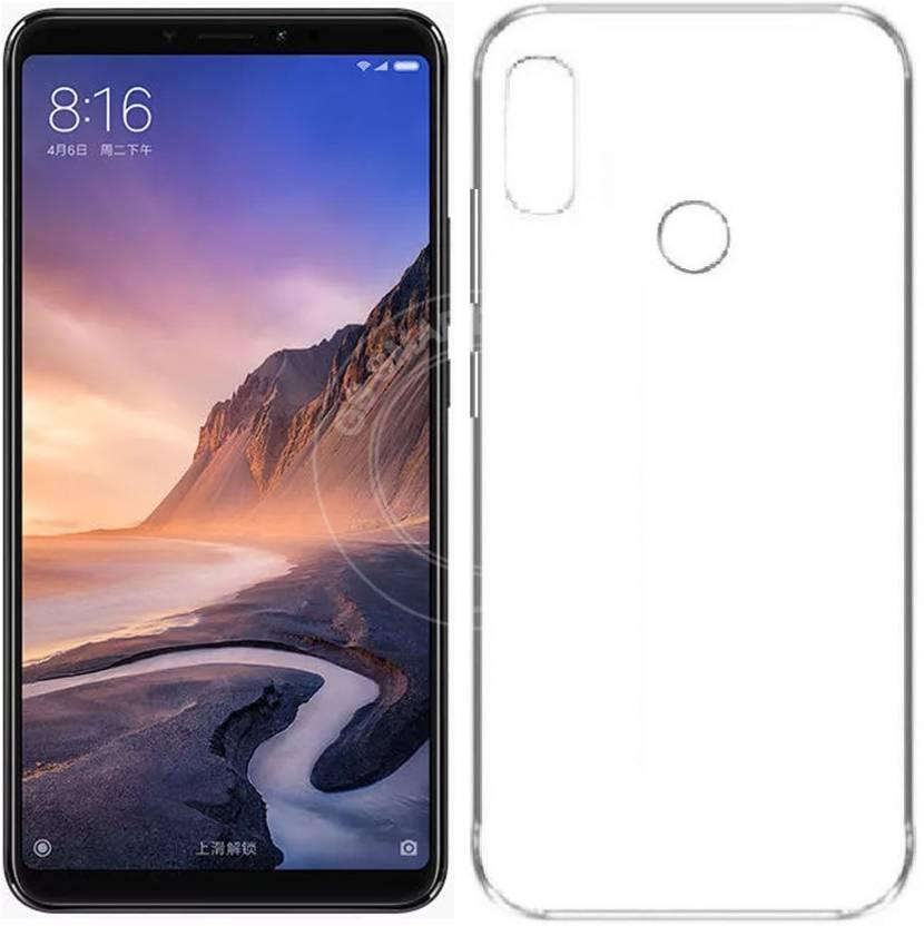 new concept b69a6 62b6a GS SMART Back Cover for Xiaomi Mi Max 3 {Flexible} - GS SMART ...