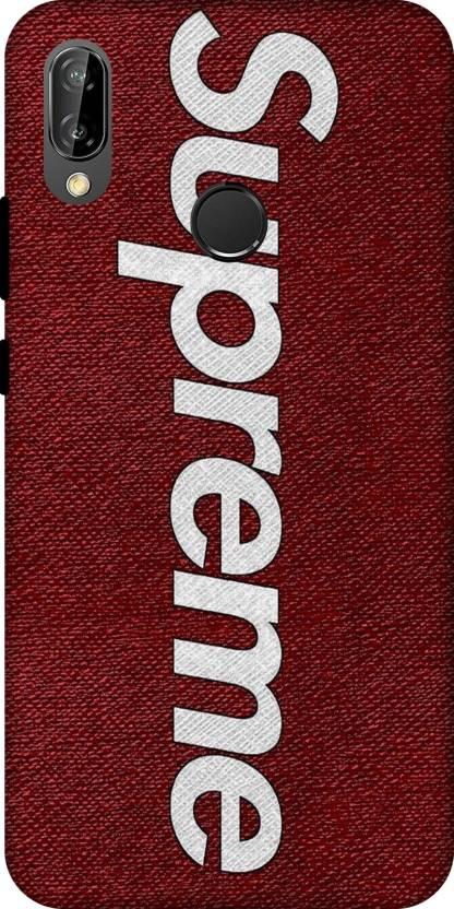 more photos de0fa 3c8c6 Blushkart Back Cover for Huawei P20 Lite - Blushkart : Flipkart.com
