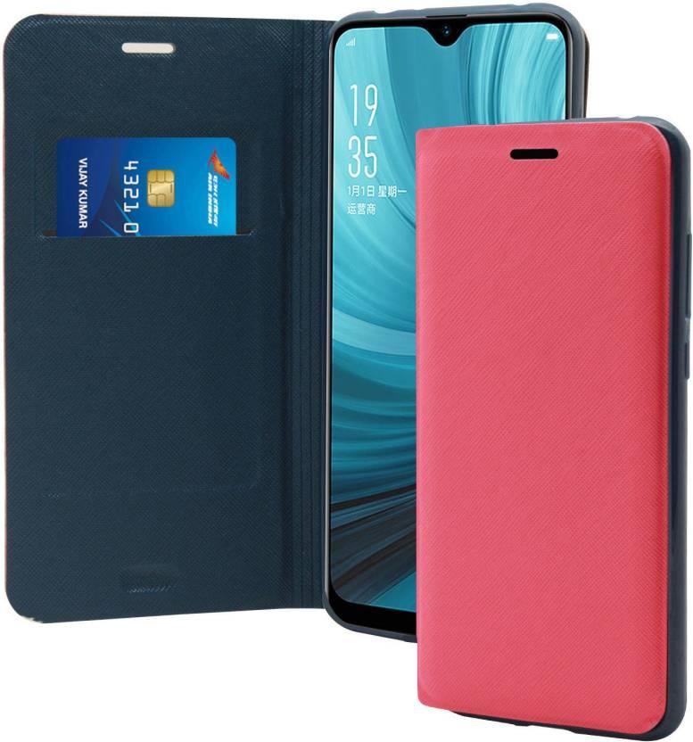 buy popular 1a373 a29ed Jkobi Flip Cover for OPPO A7 - Jkobi : Flipkart.com