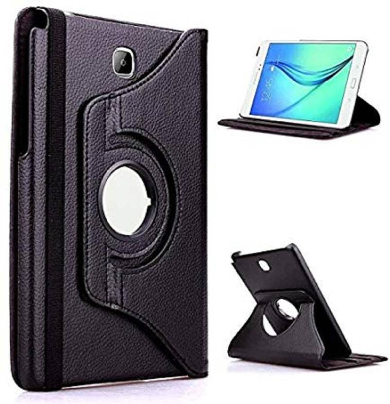 cell shephard Flip Cover for Samsung Galaxy Tab S3 9.7 INCH  black, Dual Protection