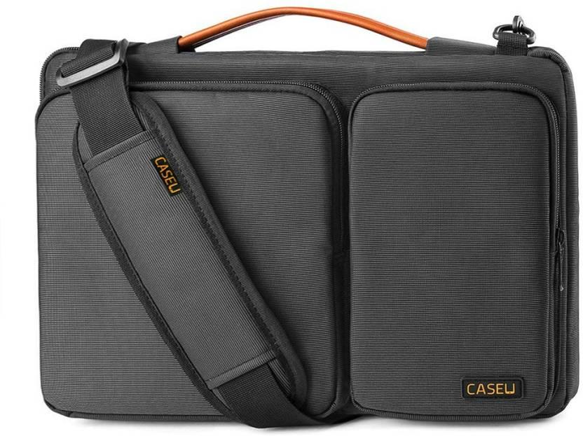 98f4640488cb Case U 13.3 inch Laptop Messenger Bag Black - Price in India ...