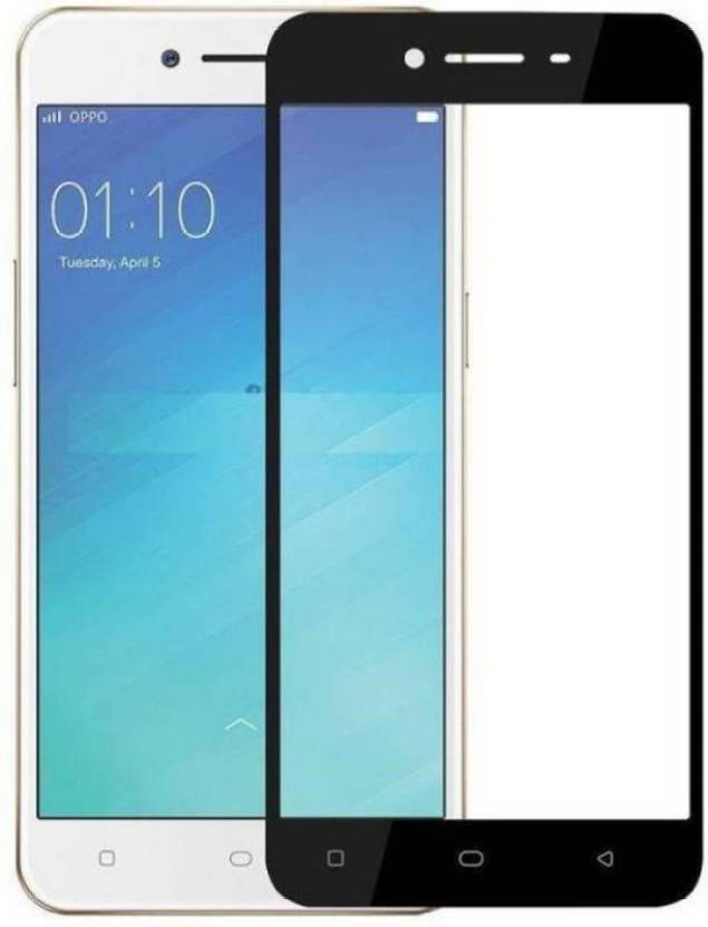 OPTEGIC Tempered Glass Guard for Oppo A37 (6D Tempered Glass