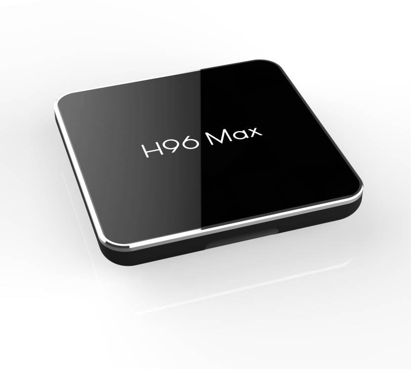 Profitech Communication H96 MAX Amlogic S905X2 Android 8 1 4GB DDR4