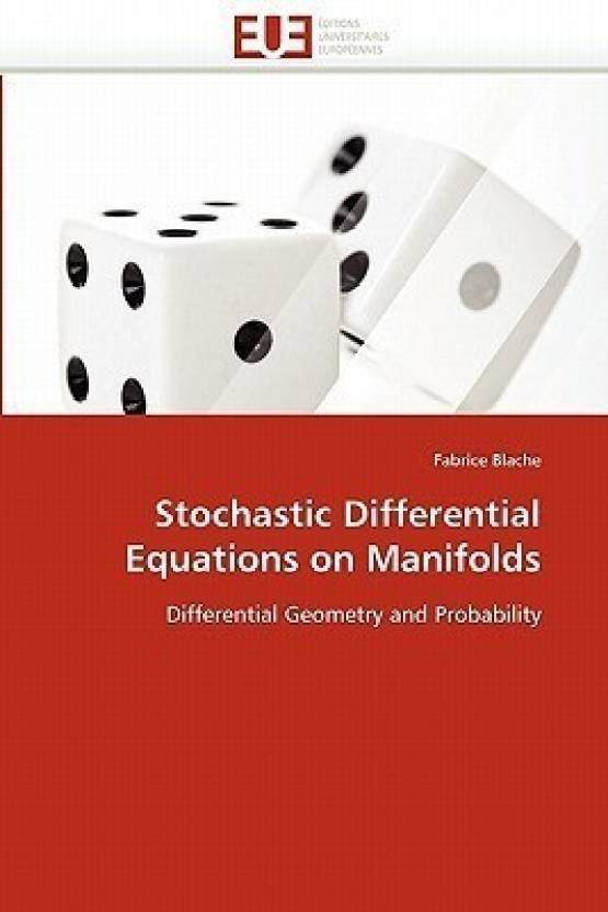 Stochastic Differential Equations on Manifolds: Buy