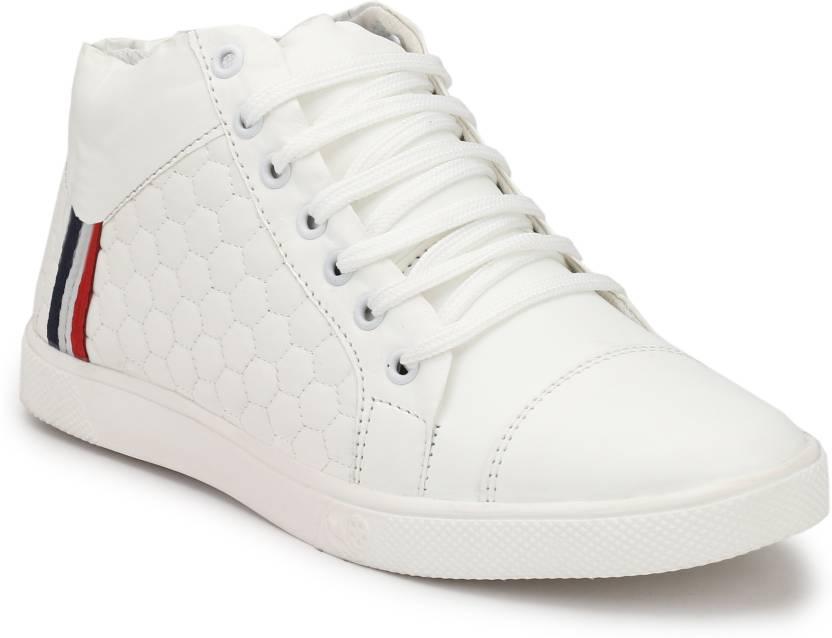 Dropzone White casual Boots For Men - Buy Dropzone White casual ... 5e425f4fc57f