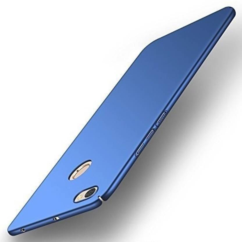 96728c4dee8d50 Annant Enterprises Back Cover for Xiaomi Redmi 3s Prime (4 Cut) All Sides  Protection Sleek Ipaky Hard Case (Blue