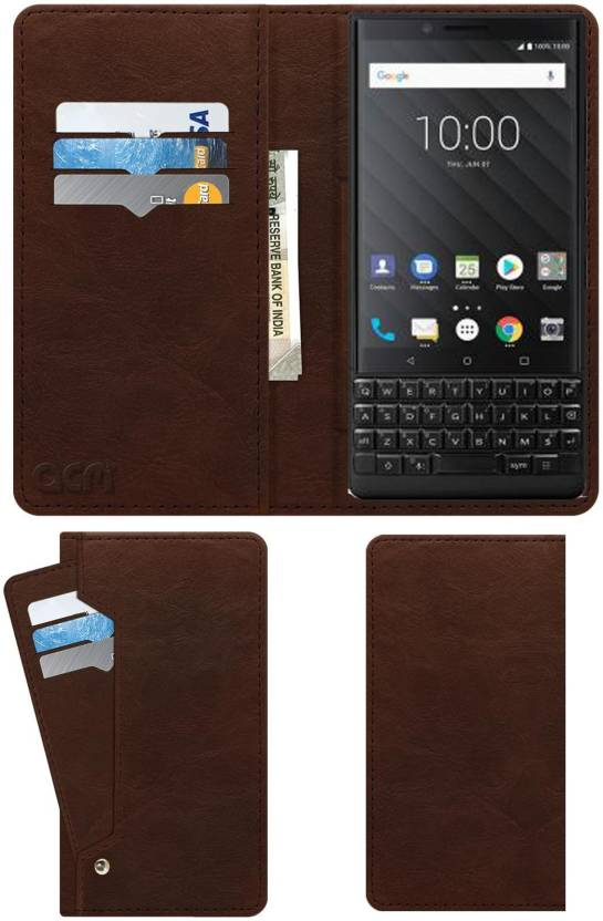 check out 083f1 264b7 ACM Flip Cover for Blackberry Key2 - ACM : Flipkart.com