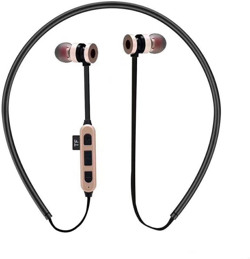 Dilurban Wireless Magnetic Sports Stereo with TF Card Slot