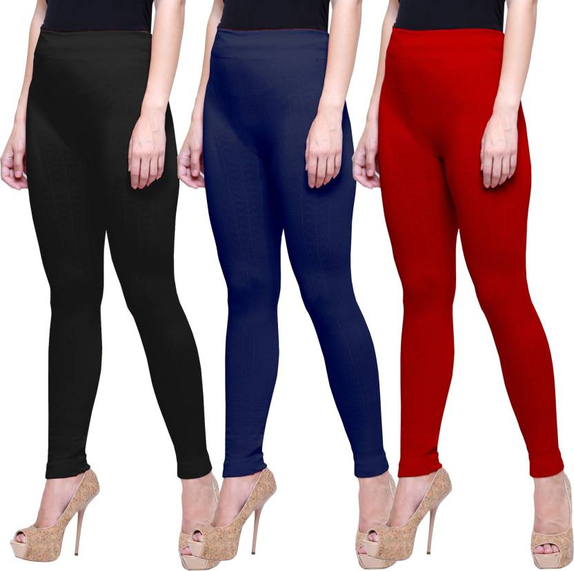 eeea6cb00c4f0 Fashion Mitra Ankle Length Legging Price in India - Buy Fashion ...